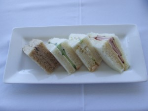 Assorted Tea Sandwiches